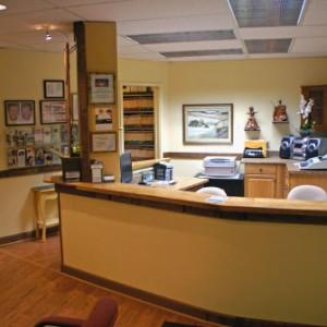 Dr Schwan Front Desk